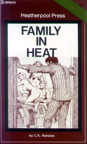 Family in heat