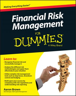 Financial Risk Management For Dummies®