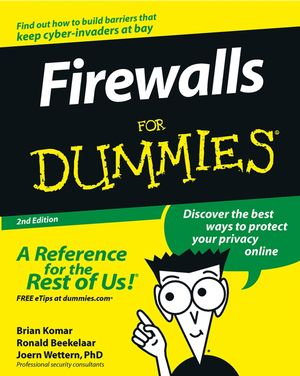 Firewalls For Dummies® [2nd Edition]