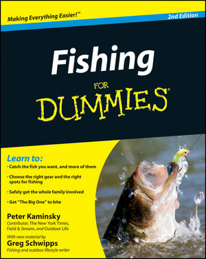 Fishing for Dummies® [2nd Edition]
