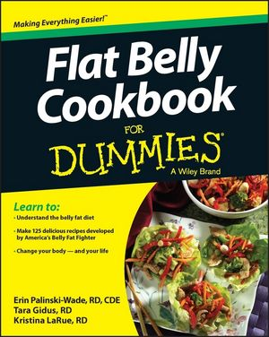 Flat Belly Cookbook For Dummies®