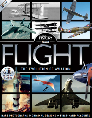 Flight. The Evolution of Aviation