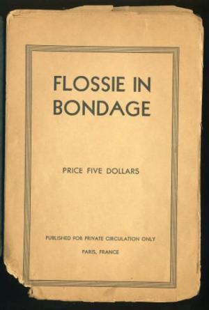 Flossie in bondage