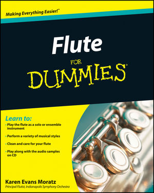 Flute For Dummies®