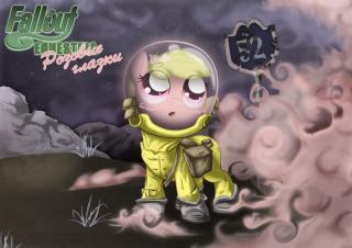 Фоллаут: Эквестрия - Розовые глазки [Fallout: Equestria - The Pink Eyes]