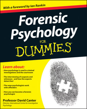 Forensic Psychology For Dummies®