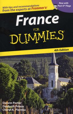 France For Dummies® [4th Edition]