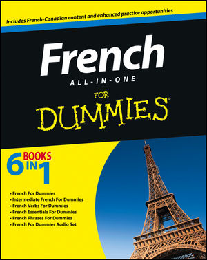 French All-in-One For Dummies®