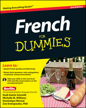 French For Dummies® [2nd Edition]