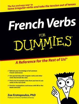French Verbs for Dummies®