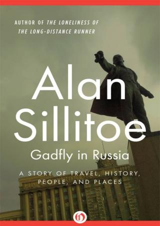 Gadfly in Russia : A Story of Travel, History, People, and Places