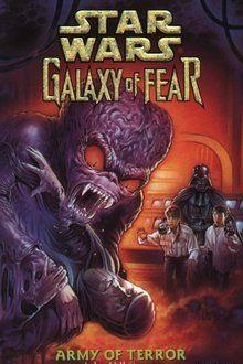 Галактика страха 6: Армия ужаса
