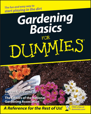 Gardening Basics For Dummies®