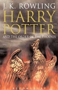 Гарри Поттер и Орден Феникса (перевод Марго)