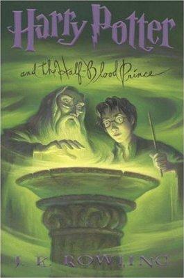 Гарри Поттер и Принц-полукровка (человечий перевод)