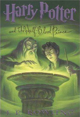 Гарри Поттер и Принц-Полукровка (пер. Эм. Тасамая)