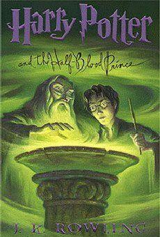 Гарри Поттер и Принц-полукровка ( перевод Народный)