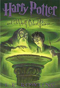 Гарри Поттер и принц-полукровка (перевод Snitch)