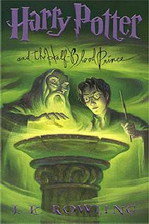 Гарри Поттер и принц-полукровка [перевод Snitch]