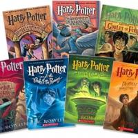 Гарри Поттер  (на английском языке)