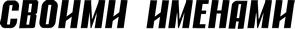 """Газета """"Своими Именами"""" №15 от 12.04.2011"""