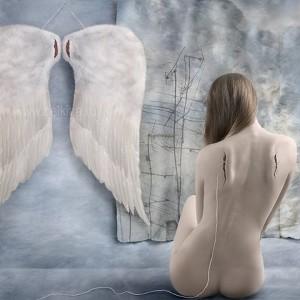 Где твои крылья? (СИ)