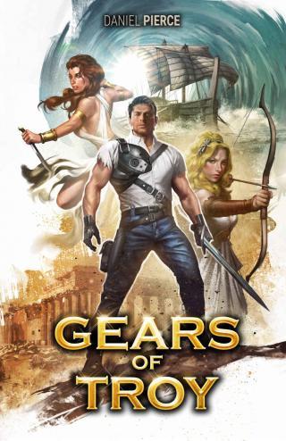 Gears of Troy [A Scifi Fantasy Harem]