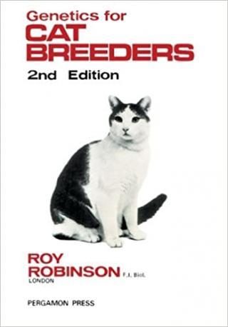 Genetics for Cat Breeders [Генетика для заводчиков кошек]