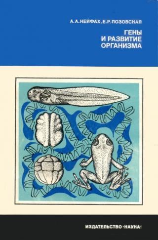 Гены и развитие организма