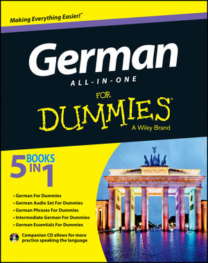 German All-in-One For Dummies®