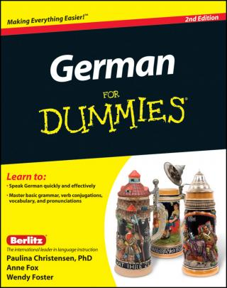 German For Dummies® [2d Edition]