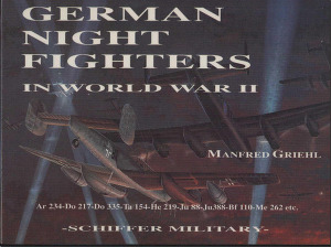 German Night Fighters in World War Two