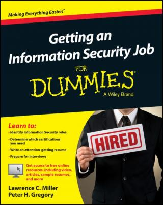 Getting an Information Security Job For Dummies®