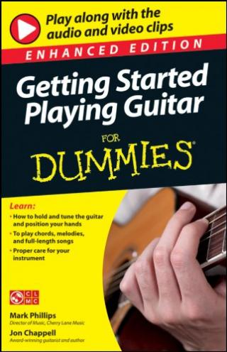 Getting Started Playing Guitar For Dummies® [Enhanced Edition with Audio/Video]