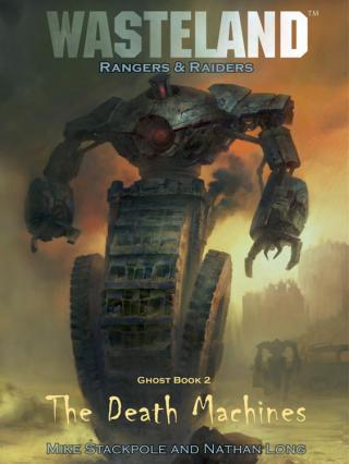 Ghost Book Two: The Death Machines