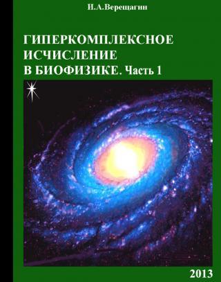 Гиперкомплексное исчисление в биофизике. Часть 1. - 2013
