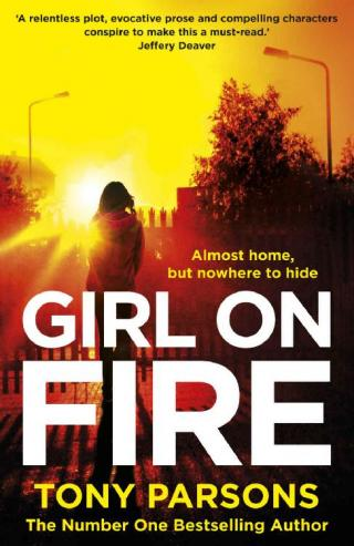 Girl On Fire [DC Max Wolfe-5]
