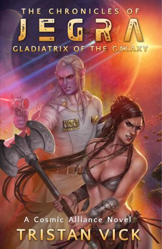 Gladiatrix of the Galaxy