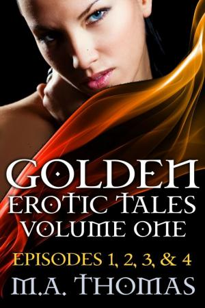 Golden Erotic Tales Volume one