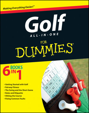 Golf All-in-One For Dummies®