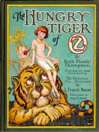 Голодный Тигр из Страны Оз [The Hungry Tiger of Oz]