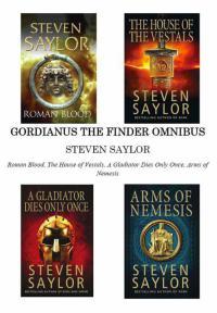 Gordianus The Finder Omnibus (Books 1-4)