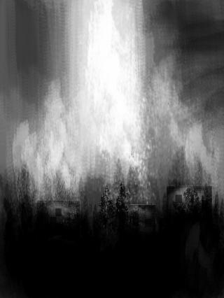 Город посреди леса (рукописи, найденные в развалинах) (СИ)