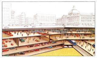 Городские подземные транспортные сооружения
