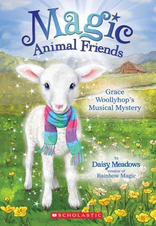 Grace Woollyhop's Musical Mystery