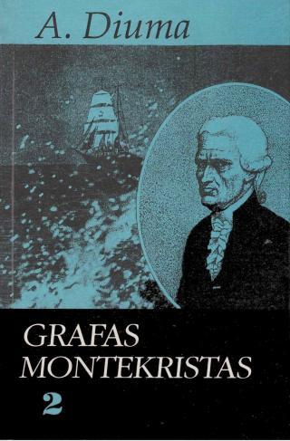 Grafas Montekristas. 2 tomas