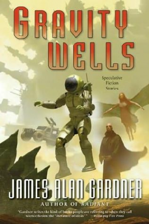Gravity Wells (Short Stories Collection)