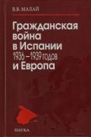 Гражданская война в Испании 1936-1939 годов и Европа