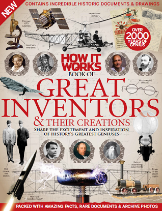 Great Inventors & their Creations
