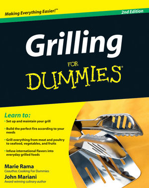 Grilling For Dummies® [2nd Edition]